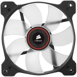 Corsair The Air Series SP 120 LED High Static Pressure Fan Cooling, Red, Dual Pack