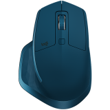 LOGITECH Bluetooth Mouse MX Master 2S - EMEA - MIDNIGHT TEAL