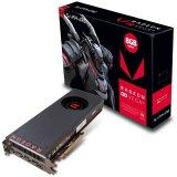 SAPPHIRE Video Card AMD Radeon NITRO+ RX VEGA 56 8G HBM2 DUAL HDMI / DUAL DP (UEFI) LIMITED EDITION