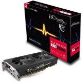 SAPPHIRE Video Card PULSE RADEON RX 570 4G GDDR5 DUAL HDMI / DVI-D / DUAL DP OC W/BP (UEFI)