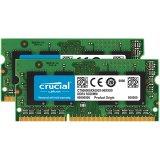 CRUCIAL 8GB Kit (2 x 4GB) DDR3L-1600 SODIMM