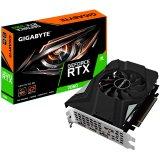GIGABYTE Video Card NVidia GeForce RTX 2060 OC MINI ITX GDDR6 6GB/192bit, 1695/14000MHz, PCI-E 3.0 x16, 1xHDMI, 3xDP, ATX 2 Slot, Retail