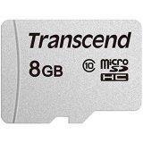 TRANSCEND 300S 8GB microSD w/o adapter Class10
