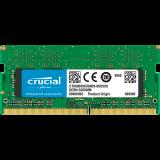 Crucial DRAM 4GB DDR4 3200 MT/s (PC4-25600) CL22 SR x16 SODIMM 260pin, EAN: 649528790071