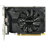 VGA Sapphire R7 250 2G DDR3 PCI-E HDMI / DVI-D / VGA WITH BOOST, 1000MHz (1050MHz) / 900Hz, 128-bit, 1.5 slot active, , LITE