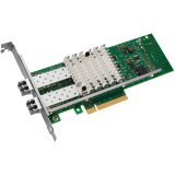 Intel Ethernet Server Adapter X520-SR2 (10Base-T/100Base-TX/1000Base-T), Model G59442, X520SR2BPL, X520SR2BP.