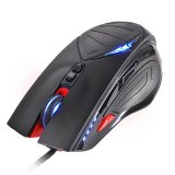 GIGABYTE Mouse FORCE M63 RAPTOR (Cable, Pro-Optical, 4000 DPI) Black/Red, Retail