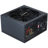 GIGABYTE Hercules Pro Power Supply 450W, silent fan 120mm, lighting protection, EU plug