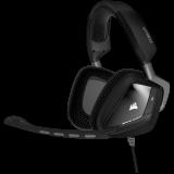 Corsair Gaming VOID USB Carbon, Dolby 7.1 RGB Gaming Headset Black, 16.8 million colors RGB Lighting, CUE Control (EU Version)