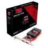 ATI Video Card AMD FIREPRO W2100, 2G DDR3 PCI-E DUAL DP FULL, 100-505980