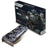 SAPPHIRE Video Card AMD Radeon R9 390 NITRO GDDR5 8GB/512bit, 1040MHz/6000MHz, PCI-E 3.0 x16, HDMI, DVI-D, 3xDP, TRI-X Cooler(Double Slot), Lite Retail
