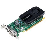 PNY NVIDIA Video Card Quadro K420 DDR3 2GB/128bit, PCI-E 2.0 x16, DVI-D, DP, Cooler, Single Slot, Low Profile (Adapter, Cable, Full Size and Low Profile Bracket included)