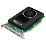PNY NVIDIA Video Card Quadro M2000 GDDR5 4GB/128bit, PCI-E 3.0 x16, 4xDP, Cooler, Single Slot, Retail (Cable included)