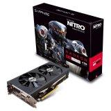 SAPPHIRE Video Card AMD Radeon RX 470 NITRO GDDR5 4GB/256bit, 1236MHz/1750MHz, PCI-E 3.0 x16, 2XHDMI, DVI-D, 2xDP, Dual-X Cooler (Double Slot), Lite Retail