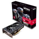 SAPPHIRE Video Card AMD Radeon RX 470 NITRO GDDR5 8GB/256bit, 1236MHz/1750MHz, PCI-E 3.0 x16, 2XHDMI, DVI-D, 2xDP, Dual-X Cooler (Double Slot), Lite Retail