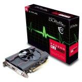 SAPPHIRE Video Card AMD RADEON PULSE RX 550 4G GDDR5 HDMI / DVI-I / DP LP OC (UEFI)
