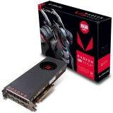 SAPPHIRE Video Card AMD RADEON NITRO+ RX VEGA 56 DUAL HDMI / DUAL DP (UEFI)