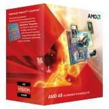 AMD CPU Richland A8-Series X4 6500 (3.5GHz,4MB,65W,FM2) box, Radeon TM HD 8570D
