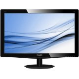 PHILIPS Monitor LED V-Line 223V5LSB2 (21.5', TN, 16.9, 1920x1080, 5ms, 10M:1, 200 cd/m2, VGA, VESA) Black, 2y