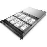 Seagate HDD External SBS 8-BAY RACK NAS / 8TB / GIG-E