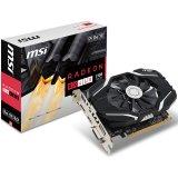MSI Video Card AMD Radeon RX 460 GDDR5 2GB/128bit, 1210MHz/7000MHz, PCI-E 3.0 x16, DP, HDMI, DVI-D, Sleeve Fan Cooler(Double Slot) Retail