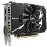 MSI Video Card GeForce GTX 1050 Ti OC GDDR5 4GB/128bit, 1341MHz/7008MHz, PCI-E 3.0 x16, DP, HDMI, DVI-D, Sleeve Fan Cooler (Double Slot), Retail