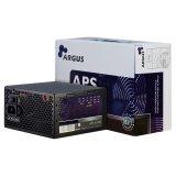 Power Supply INTER-TECH Booster SPS-520 AC 115/230V, 50/60Hz, DC 3.3/5/Âą12V, 520W, Retail, Passive PFC, 1x80