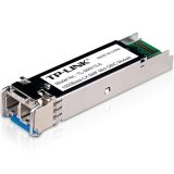 Gigabit SFP module TP-Link, Single-mode, MiniGBIC, LC interface, Up to 10km distance
