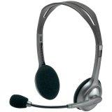 LOGITECH Corded Stereo Headset H110 - EMEA