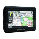 PRESTIGIO GPS Navigator GeoVision 4050 (4.3'', ARM9 500Mhz, 480x272, 4GB, 128MB, Mireo software with maps of Bosnia,Croatia,Montenegro,Serbia,Slovenia)