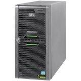 "Fujitsu server Primergy TX140S1p, Intel Xeon E3-1220v2 3.10 GHz; MEM 8 GB DDR3-1600 UECC;  DVDRW; RAID Ctrl SAS 6G 5/6 512MB (D2616), Modular PSU 450W hotplug; 2.5"" HDD"
