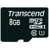 8GB MicroSDHC Class10 U1