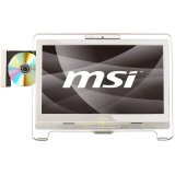 PC LCD MSI Wind Top AP1921 (Intel NM10 , Intel Atom D525, 2GB DDR3, 320GB, LAN, Wi-Fi, Intel Graphics, Web Cam, 18.5