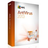 Standard license AVG Anti-Virus 2013 1 computer (1 year) (SALES NUMBER) PL