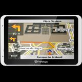 PRESTIGIO GPS GeoVision 5800 (5'',CPU ARM11 664MHz,480x800,4GB,128MB RAM,BT,IGO software with the maps of full Europe)