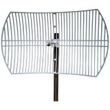 5GHz 30dBi Outdoor Grid Parabolic Antenna, N-type connector