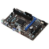 MSI Main Board Desktop iB85 (S1150, DDR3, SATA II,SATA III,PS/2,USB2.0,USB3.0,LAN,Audio Line-In,Audio Line-Out,Microphone-In,HDMI,VGA) mATX Retail
