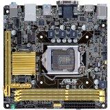 MSI Main Board Desktop iH81 (S1150, DDR3, SATA II,SATA III,PS/2,USB2.0,USB3.0,LAN,Audio,HDMI,DVI,VGA) Mini-ITX Retail