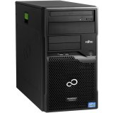 Fujitsu Primergy server TX100 S3p; Tower; Intel Xeon E3-1220; Mem 8GB DDR3; HDD 2x500GB/7200; DVDRW; RAID 0,1,10; NO OS
