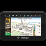 PRESTIGIO GPS Navigator GeoVision 4050 (4.3'', ARM9 500Mhz, 480x272, 4GB, 128MB, Navitel software with maps of CIS & Nordic)