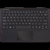 Dark blue color, Bluetooth keyboard for 10.1