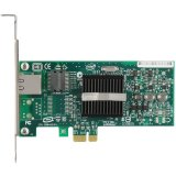 INTEL Network Interface Card PRO/1000 PT Quad Port Low Profile Server Adapter Network Adapter (10Base-T/100Base-TX/1000Base-T, Bulk, PCI Express), 1-pk