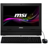 PC LCD MSI Wind Top AP1622 (Intel NM70, Celeron 1037U, 2GB DDR3, 320GB, LAN, Wi-Fi, 2xCOM, 1xLPT, Intel Graphics, Web Cam, 15.6