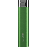 CANYON CNS-CPB26G Green color power battery charger 2600mAh, micro USB input5V/1A and single USB output 5V/1A(max.)
