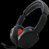 Headphones CANYON CNL-MBHP03 (20Hz-20kHz, Cable, 1.2m) Black, Stealth, Ret.
