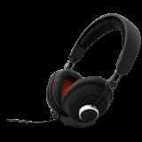 Headphones CANYON CNL-MBHP04 (20Hz-20kHz, Cable, 1.2m) Black, Stealth, Ret.