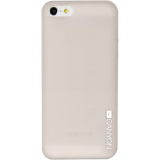 Canyon air PP case for iPhone5/5S; ultra slim 0.38mm; 3g; transparent white