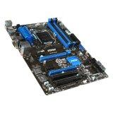 MSI Main Board Desktop H97 (S1150, DDR3, USB3.0,USB2.0,SATA III,RAID,HDMI,DVI,VGA,Audio Line-Out,Audio Line-In,Microphone-In,LAN) ATX Retail