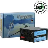 Power Supply INTER-TECH Energon EPS AC 220-240V, 50/60Hz, DC 3.3/5/Âą12V, 550W, Retail, Active PFC, 1x120, Efficiency 82%