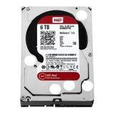 HDD Desktop WD Red (3.5', 6TB, 64MB, RPM IntelliPower, SATA 6 Gb/s)